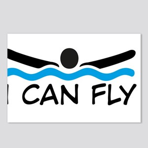I can fly Postcards (Package of 8)