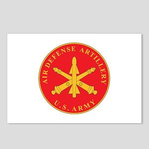 AIR-DEFENSE-ARTILLERY Postcards (Package of 8)