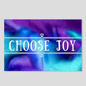 Choose joy Postcards (Package of 8)