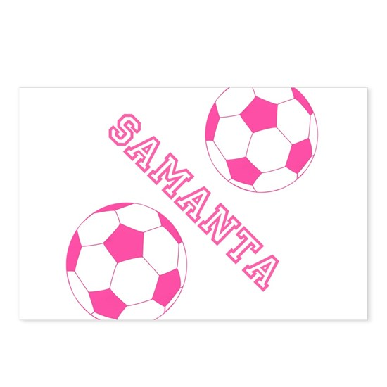 Soccer Girl Personalized