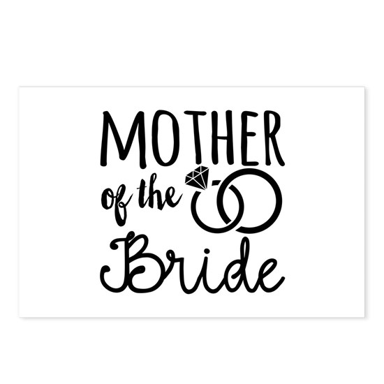 Mother of the Bride - Black