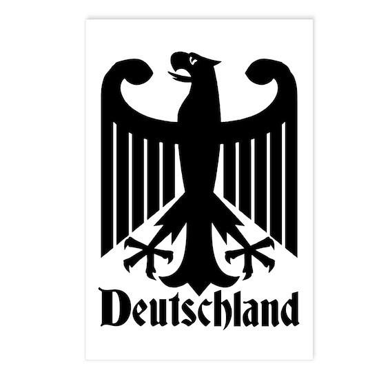 uk availability 7d56f fcc00 Deutschland - Germany National Symbol Postcards (P