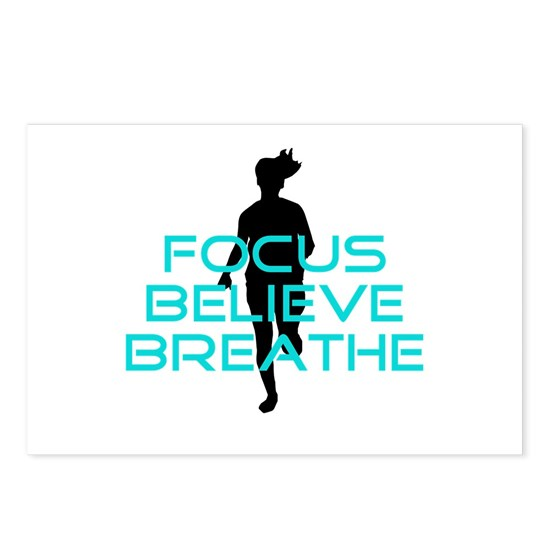 Aqua Focus Believe Breathe