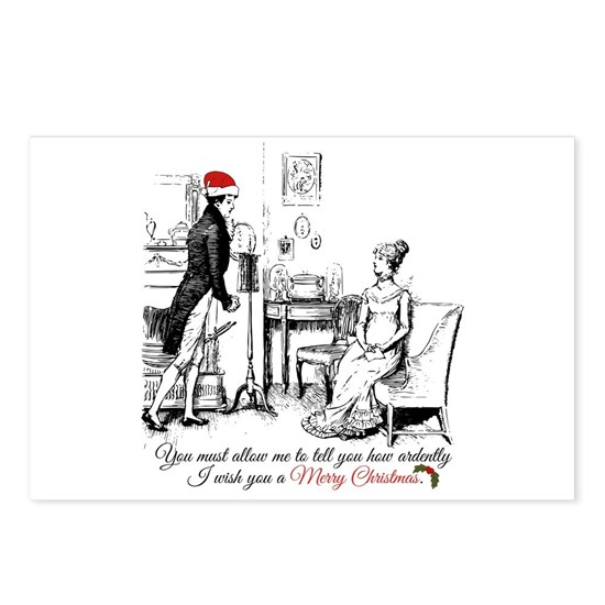 Ardently Merry Christmas