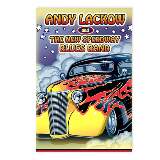 Andy Lackow and The New  Speedway Blues Band