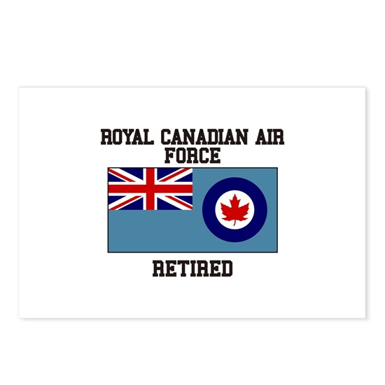 Royal Canadian Air Force Retired