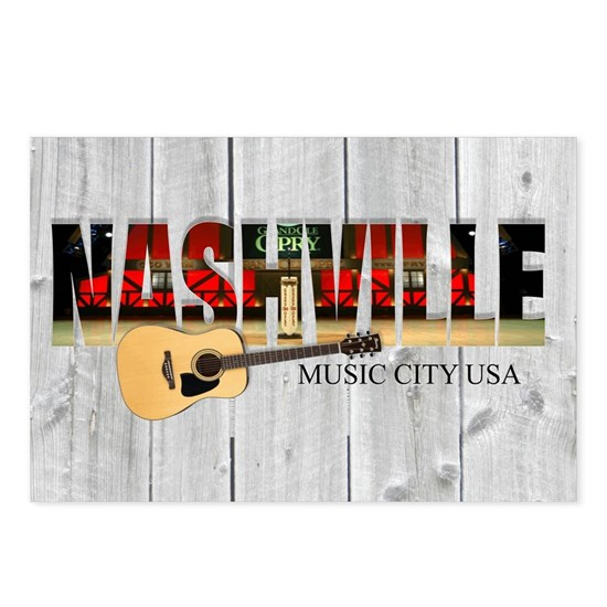 Nashville Music City-LS