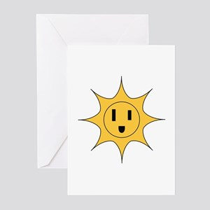 Li'l Sonny Powers Greeting Cards (Pk of 10)