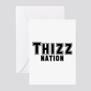Thizz Nation Greeting Cards (Pk of 10)