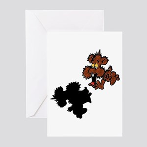 THE SHADOW Greeting Cards (Pk of 10)