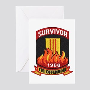 Tet Survivor Greeting Cards (Pk of 10)