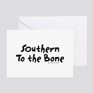 Southern to the Bone Greeting Cards (Pk of 10)