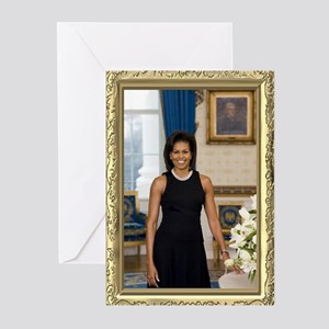 2-michelletrimd Greeting Cards