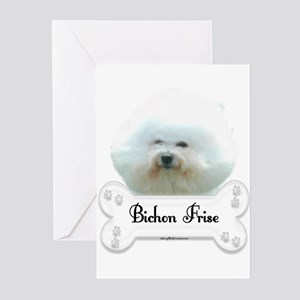 Bichon 1 Greeting Cards (Pk of 10)