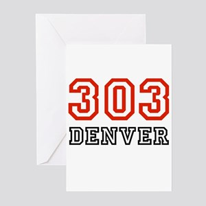 303 Greeting Cards (Pk of 10)