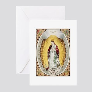 Vintage Guadalupe Greeting Cards (Pk of 10)
