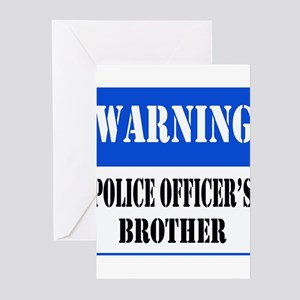Funny Brother In Law Greeting Cards - CafePress