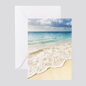 Beautiful Beach Greeting Cards (Pk of 10)