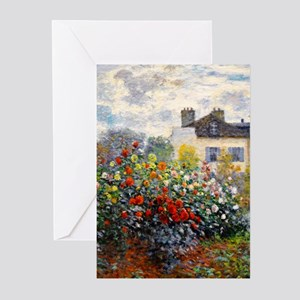 Monet - Argenteuil Greeting Cards (Pk of 10)