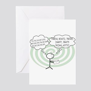 OCCUPATIONS MISC Greeting Cards (Pk of 10)