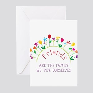 Friends Greeting Cards