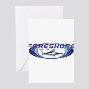 foreshore Greeting Cards (Pk of 10)