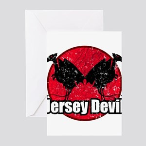 Jersey Devil Greeting Cards (Pk of 10)