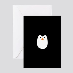Cute Penguin Greeting Cards