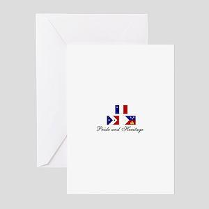 Acadian/Cajun Greeting Cards (PH 10 Pk)