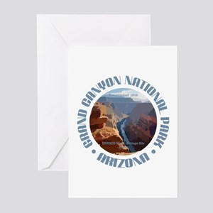 Grand Canyon NP Greeting Cards