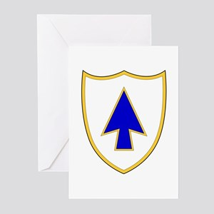 26th Infantry Regiment Greeting Cards (Pk of 10)