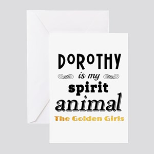 Dorothy is My Spirit Ani Greeting Cards (Pk of 10)