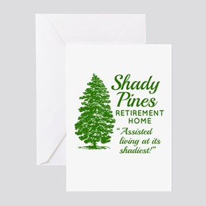 SHADY PINES Golden Girls Greeting Cards (Pk of 10)