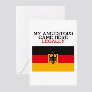German Heritage Greeting Cards (Pk of 10)