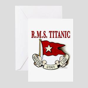 White Star Line: RMS Titanic Greeting Cards (10-pk
