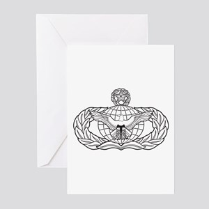 Security Forces Greeting Cards (Pk of 10)