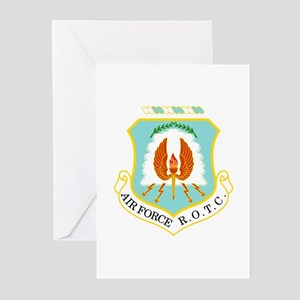Air Force ROTC Greeting Cards (Pk of 10)