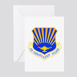 Command & Staff Greeting Cards (Pk of 10)