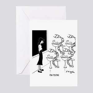 DNA Testing Greeting Cards (Pk of 10)