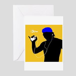 iJew Greeting Cards (10 Pk)