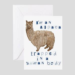 I'm an Alpaca Greeting Cards (Pk of 10)