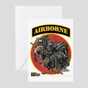 101 Airborne Eagle Greeting Cards (Pk of 10)