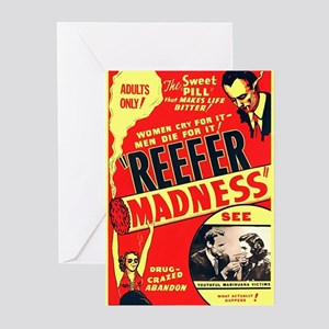 Reefer Madness Greeting Cards (Pk of 10)