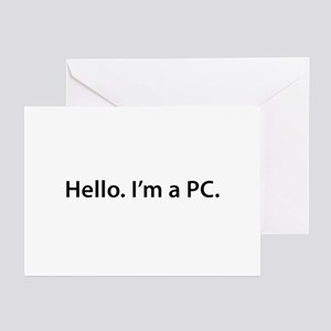 Hello. I'm a PC Greeting Cards (Pk of 10)
