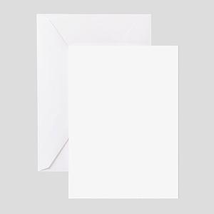 Shih Tzu Santa Paws Greeting Cards (Pk of 10)