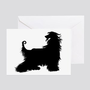 Afghan Silhouette Greeting Cards (Pk of 10)