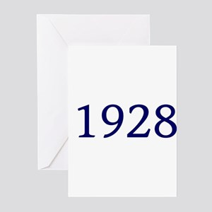 1928 Greeting Cards (Pk of 10)