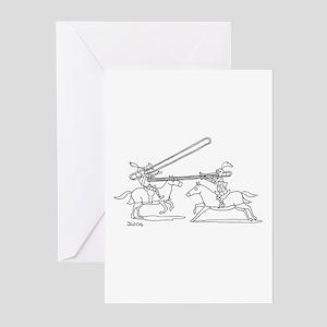 tromtiff11 Greeting Cards