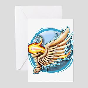 Pathfinder Badge Greeting Cards (Pk of 10)