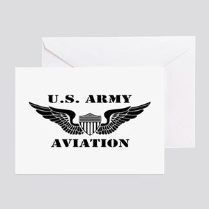 Aviator (2) Greeting Cards (Pk of 10)